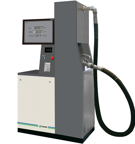 fuel dispensing equipment